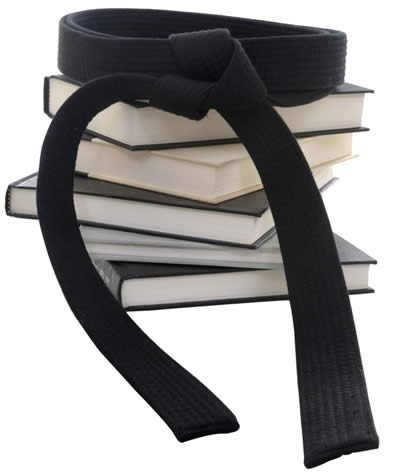 judo belt books philosophy