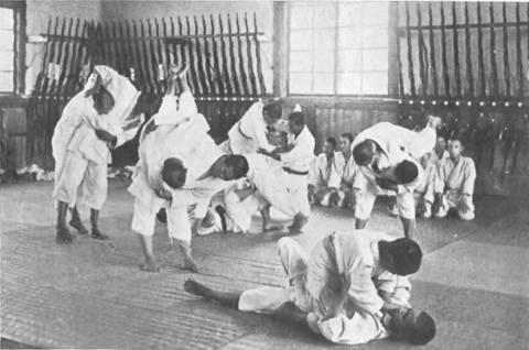 judo history
