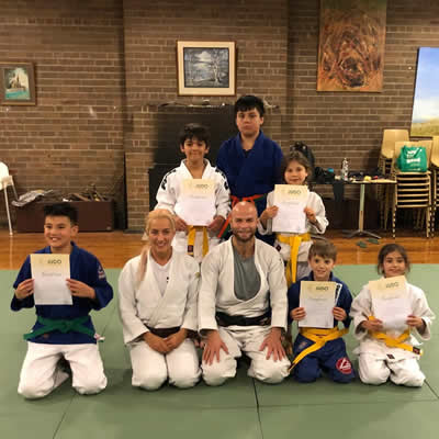 judo kids classes st peters sydney dojo