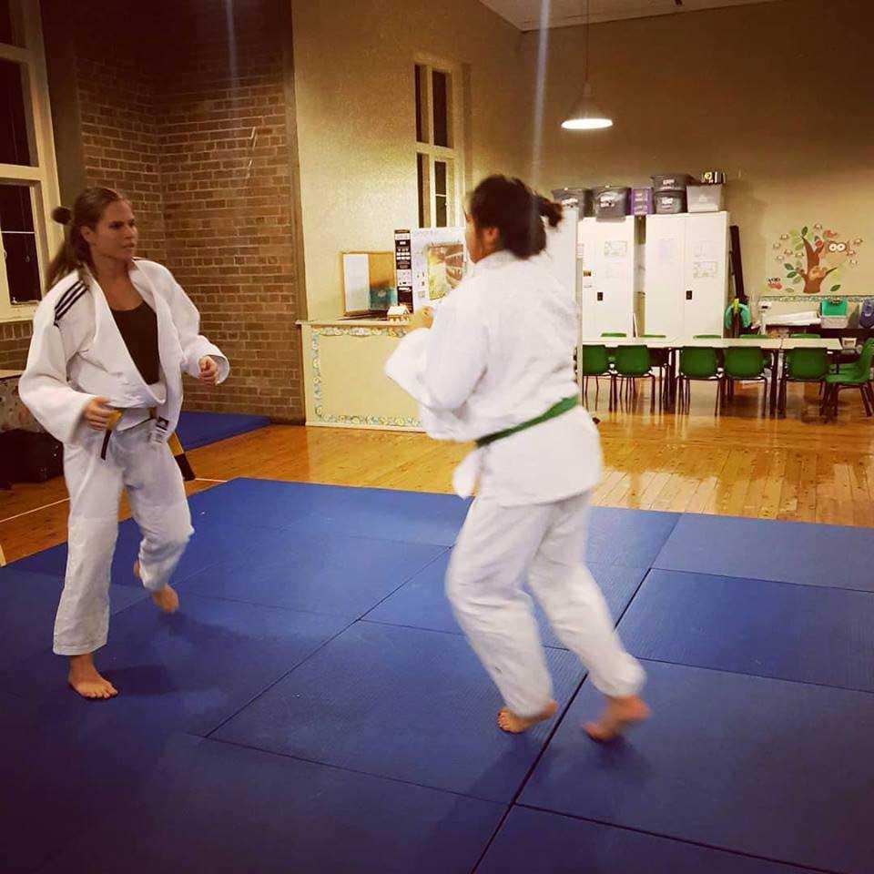 judo matsu st peters sydney dojo