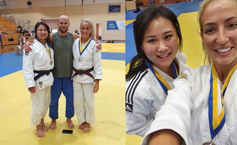 Judo Matsu ACT International Open