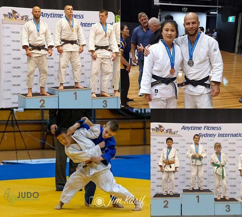 Judo matsu NSW International Open